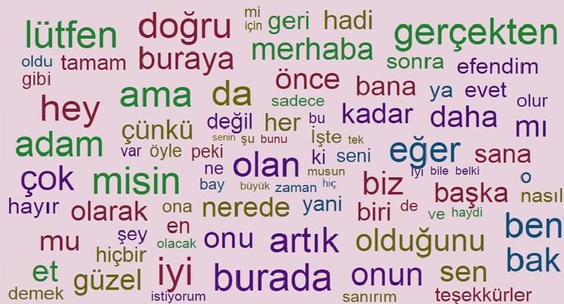 turkce kelime